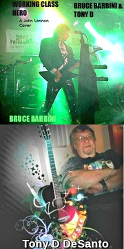 (The Video) WORKING CLASS HERO by BRUCE BARBINI & TONY D, by BRUCE BARBINI & TONY D on OurStage