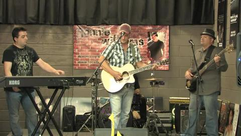 Better Off - Live Acoustic, by Ronnie Williams on OurStage