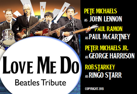 Love Me Do: The Beatles Tribute, by Love Me Do on OurStage