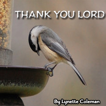 Thanl you Lord, by Lynnette Cleman on OurStage