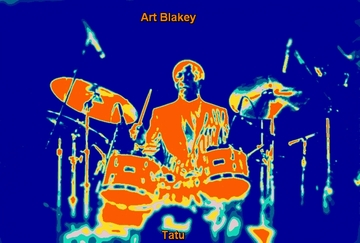 Art Blakey-Tatu 2012 Creation, by Producer Houserocker on OurStage