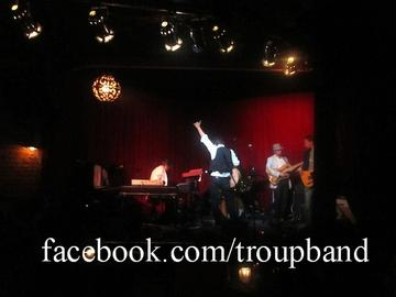 Edge Of The World, by Troup on OurStage
