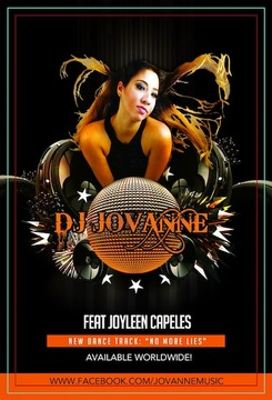 NO MORE LIES DJ JOVANNE (FEAT JOYLEEN CAPELES) , by JOVANNE on OurStage