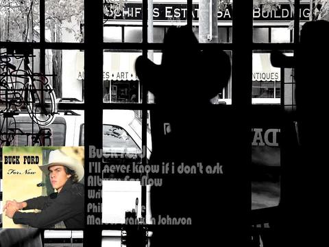 I'll Never Know If I Don't Ask, by Buck Ford on OurStage