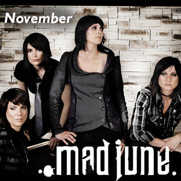 November, by Mad June on OurStage