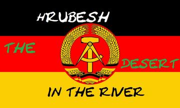 The desert in the river, by HrubeshDj on OurStage