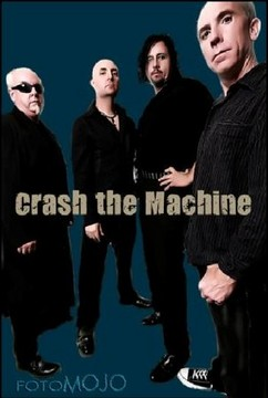 Push Me Down, by Crash The Machine on OurStage