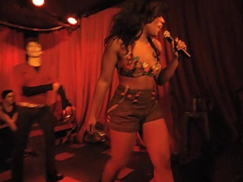 Messy Me- Brittany Campbell Live (Magic Mondays- Feb 20, 2012), by Brittany Campbell on OurStage