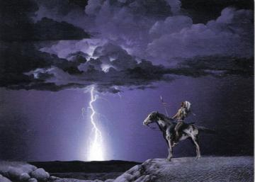 The Thunder Dreamer, by WhiteWolf of SilverWolf on OurStage