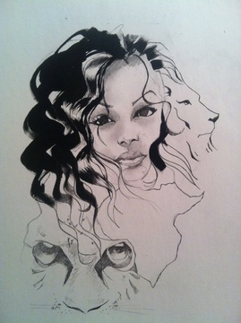 Mufasa, by Amaal Nuux on OurStage