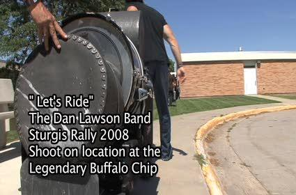 Let's Ride Video 2008, by Dan Lawson Band on OurStage