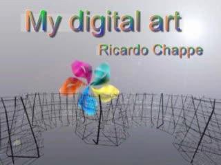 My digital art, by Richap (Ricardo Chappe) on OurStage
