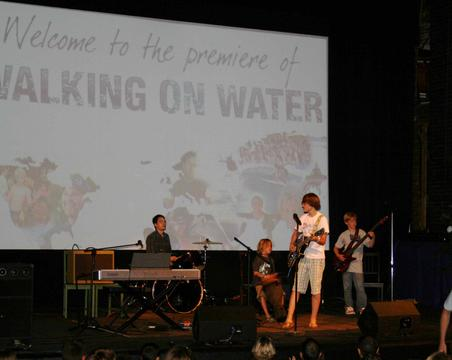 The Whiting Brothers open for Tom Curren!, by The Whiting Brothers on OurStage