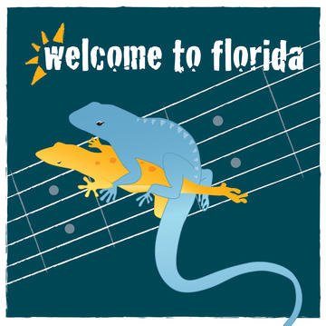 Here Comes January, by Welcome to Florida on OurStage