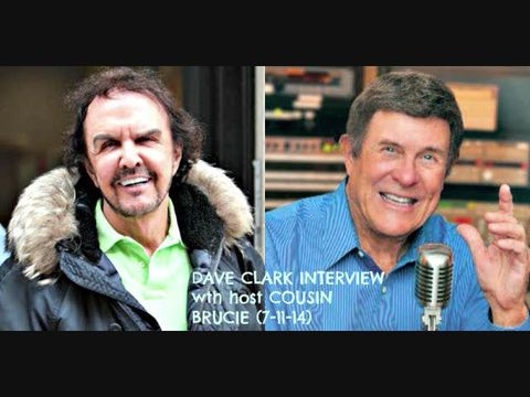 Dave Clark Interview with host Cousin Brucie(7-11-14)on SiriusXM, by Dave Clark/Cousin Brucie on OurStage