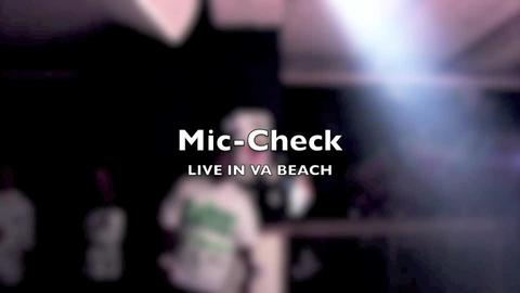 Mic Check Live In Va Beach, by Mic-Check Italian Connection on OurStage