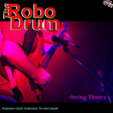 In Between, by The RoboDrum on OurStage