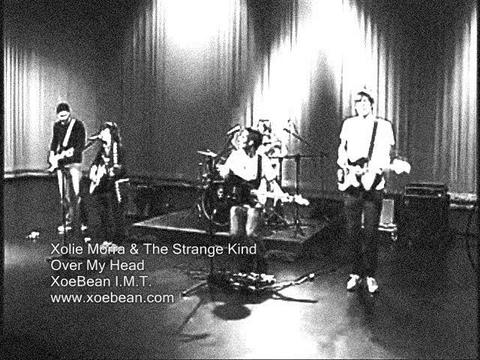 Over My Head (Ed Sullivan), by Xolie Morra & The Strange Kind on OurStage