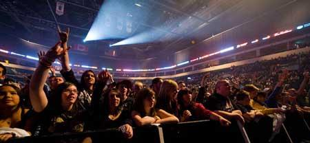 Floor Thirteen at MTS Centre Arena, by Floor Thirteen on OurStage