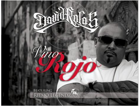 Vino Rojo (Boracho y Enamorado), by David Rolas on OurStage