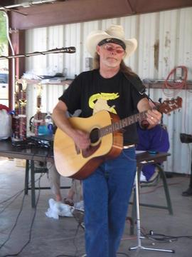 STINNETT TX. BIRTH DAY IN THE PARK, by REV RANDY FARMER/SINGER/WRITER on OurStage