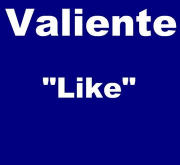 Like, by Mc Valiente on OurStage