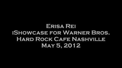 Erisa Rei @ Hard Rock Cafe-