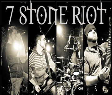 Painted Red, by 7 Stone Riot on OurStage