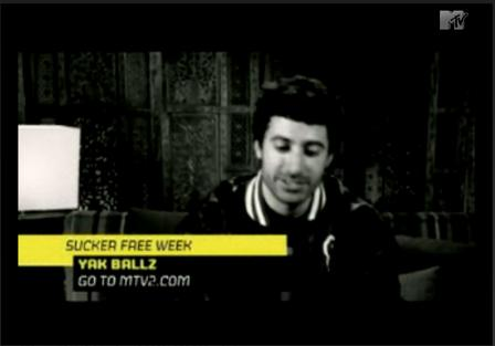 Out of Range on MTV2 Suckerfree, by YAK BALLZ on OurStage