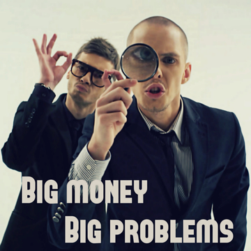 Big money big problems, by LCA on OurStage