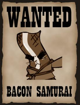 Bacon Samurai, by Moving Box Studios on OurStage