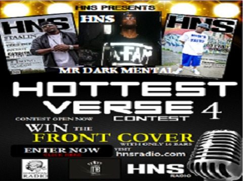 HNS Magazine Hott 16 Bars, by MR. DARK MENTAL (TOP 50) on OurStage