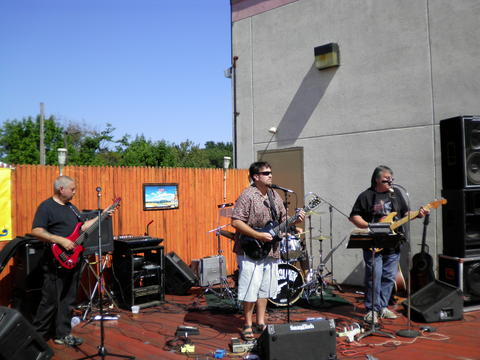 (THE VIDEO) REVOLVER's 1st ANNUAL OUTDOOR SUMMER BASH (8/28/10), by REVOLVER & CAGIGAS & MANGANARO on OurStage