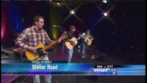 Stellar Road on WGN News, by Stellar Road on OurStage