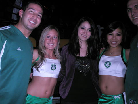 BOSTON CELTICS NATIONAL ANTHEM, by liz lohnes on OurStage