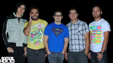 Una canción para ti, by Somos Heroes on OurStage