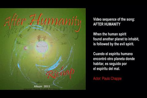 Ssequence of AFTER HUMANITY, by Richap on OurStage