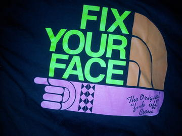 FIXYOURFACETEE, by TAMPPA on OurStage