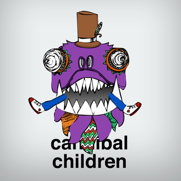 The Purple Thing Attack, by Cannibal Children on OurStage