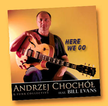 Andy's Blues, by Andy (Andrzej) Chochol - guitar on OurStage
