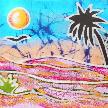 Pink Sand, by Joanne Carole on OurStage