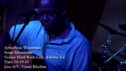 Aluminum (Live at Hard Rock Cafe), by Sean Waterman on OurStage