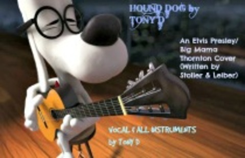 (The Video) HOUND DOG by TONY D, by TONY D  on OurStage