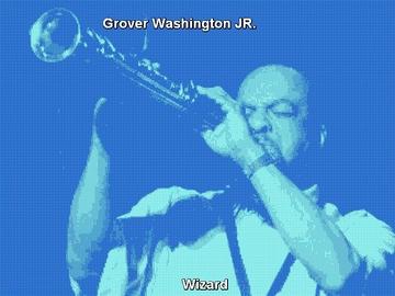 Grover Washington JR.-Wizard! 2012 , by DJ Houserocker on OurStage