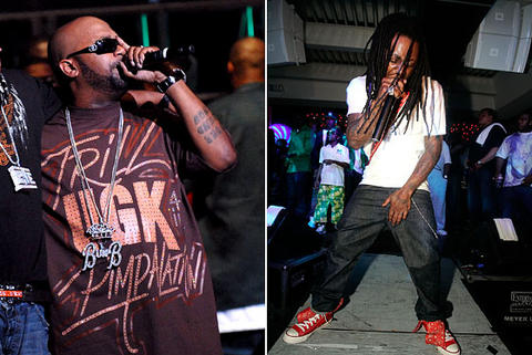 Damn I'm Cold, by Bun-B Featuring Weezy on OurStage