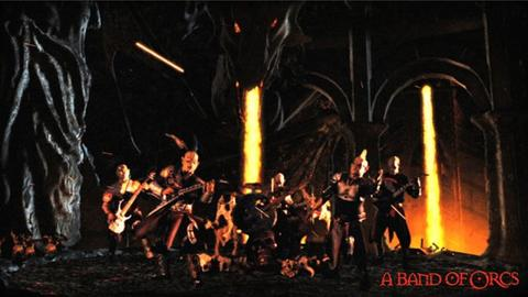 Into the Maelstrom, by A Band Of Orcs on OurStage
