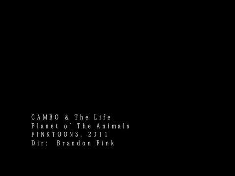 PLANET OF THE ANIMALS (Official Music Video), by CAMBO and The Life on OurStage