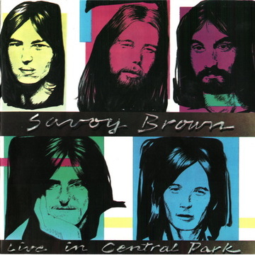 SAVOY BROWN  (LIVE IN CENTRAL PARK, NY,1972)       , by SAVOY BROWN on OurStage
