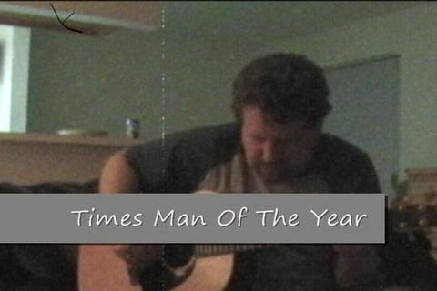Times Man Of The Year, by Marshall Cook on OurStage