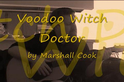 Voodoo Witch Doctor, by Marshall Cook on OurStage